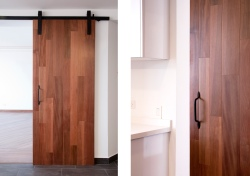 Kitchen - Barn Door